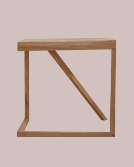 Diagonal Leg Table