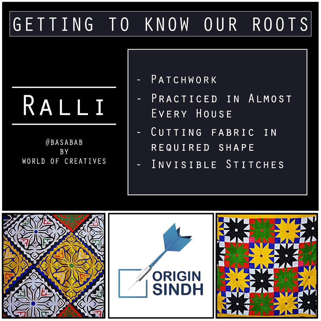 Ralli: A Patchwork Technique from Pakistan