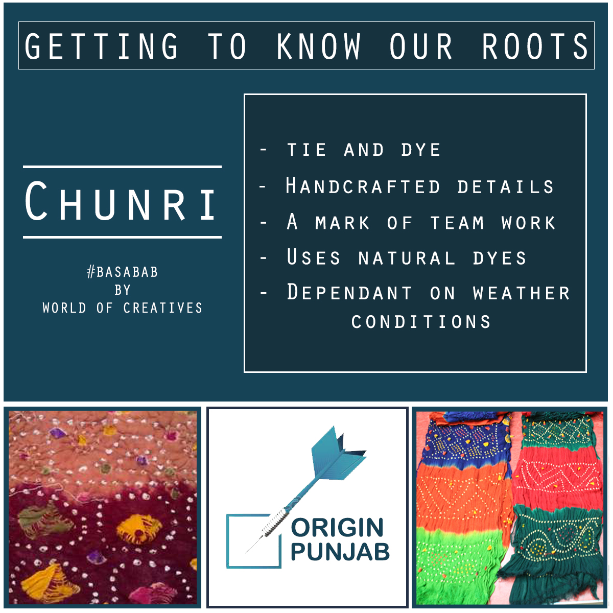 Chunri: The Hues of Hard work