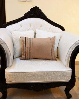 Brown Lumber Cushion